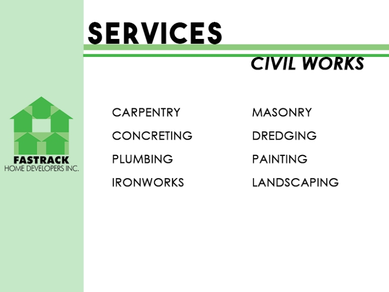 + SERVICES 1